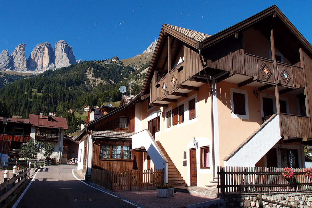 Apartments Cartier Laurina in Campitello di Fassa Dolomites